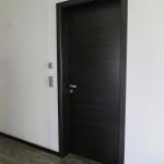Zimmertür, Dekor: Wenge