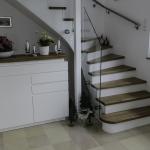 Treppenstufen; Eiche geölt, Sonderanfertigung
